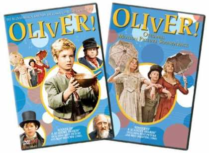 Bestselling Movies (2006) - Oliver! (DVD Gift Set with CD Soundtrack) by Carol Reed