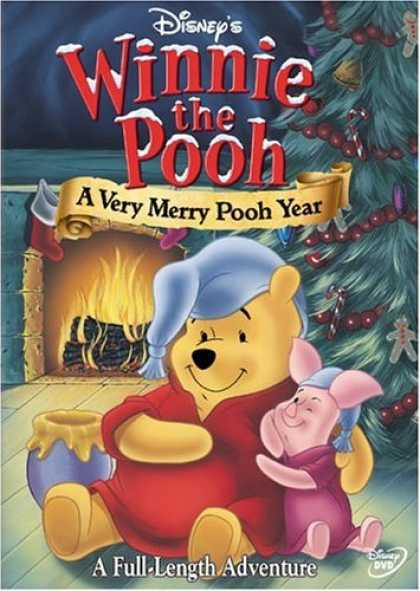 Bestselling Movies (2006) - Winnie the Pooh - A Very Merry Pooh Year