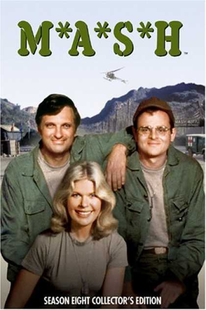 Bestselling Movies (2006) - M*A*S*H - Season Eight (Collector's Edition) by Hy Averback