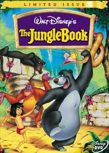 Bestselling Movies (2006) - The Jungle Book (Limited Issue) by Wolfgang Reitherman