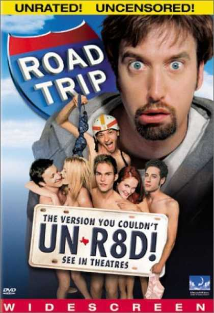 Bestselling Movies (2006) - Road Trip (Unrated Edition)