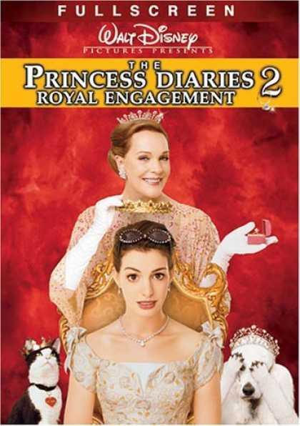 Bestselling Movies (2006) - The Princess Diaries 2 - Royal Engagement (Full Screen Edition) by Garry Marshal