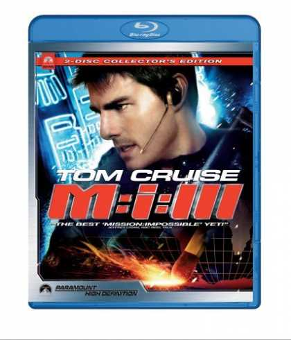 Bestselling Movies (2006) - Mission - Impossible III (Two-Disc Special Collector's Edition) [Blu-ray]