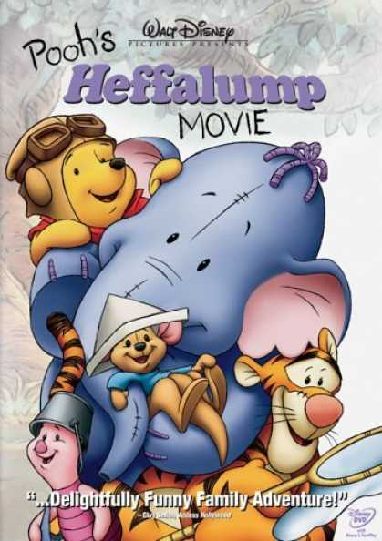 Bestselling Movies (2006) - Pooh's Heffalump Movie by Frank Nissen