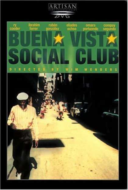 Bestselling Movies (2006) - Buena Vista Social Club by Wim Wenders