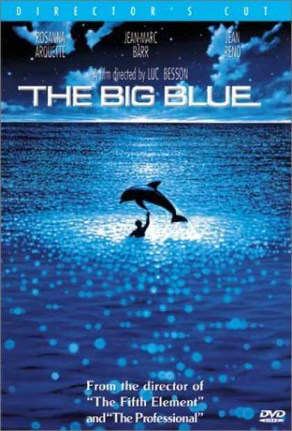Bestselling Movies (2006) - The Big Blue (Director's Cut)