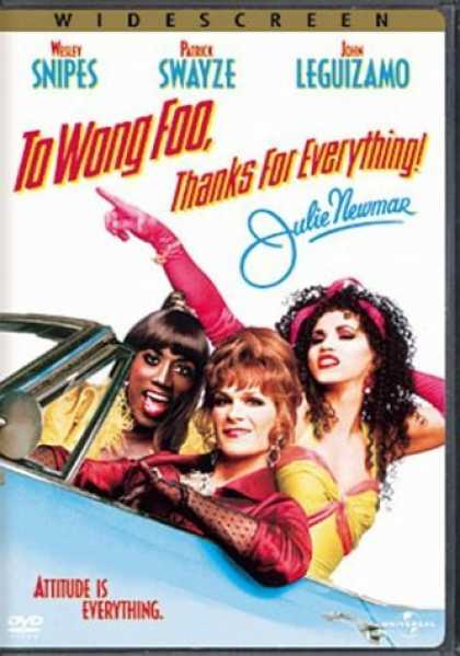 Bestselling Movies (2006) - To Wong Foo Thanks for Everything Julie Newmar by Beeban Kidron