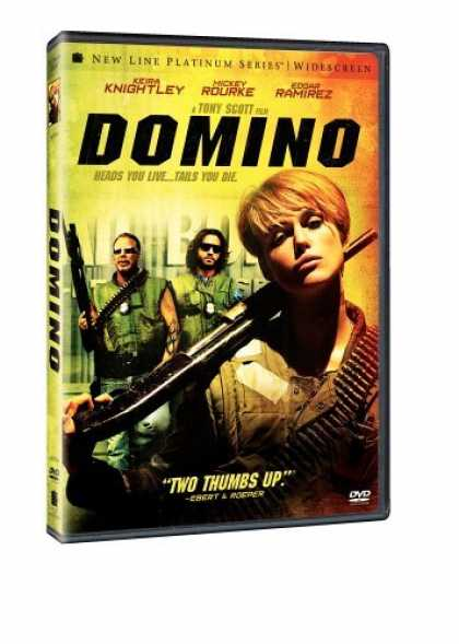 Bestselling Movies (2006) - Domino (Widescreen New Line Platinum Series) by Tony Scott