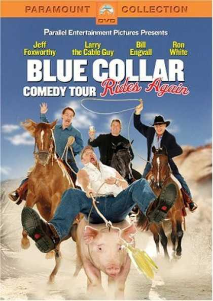 Bestselling Movies (2006) - Blue Collar Comedy Tour Rides Again by C.B. Harding