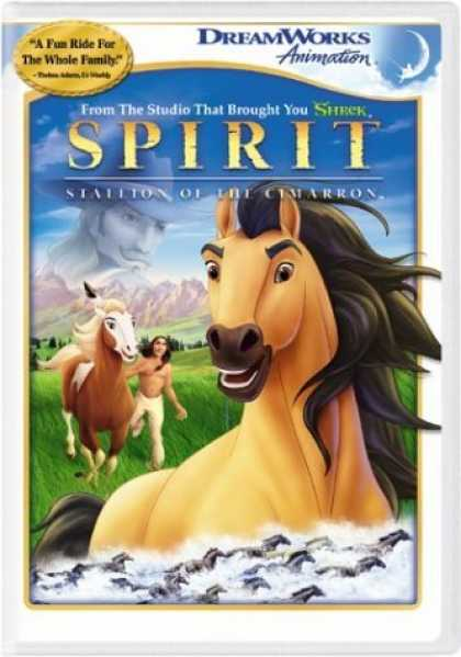 Bestselling Movies (2006) - Spirit: Stallion of the Cimarron (Full Screen) by Lorna Cook