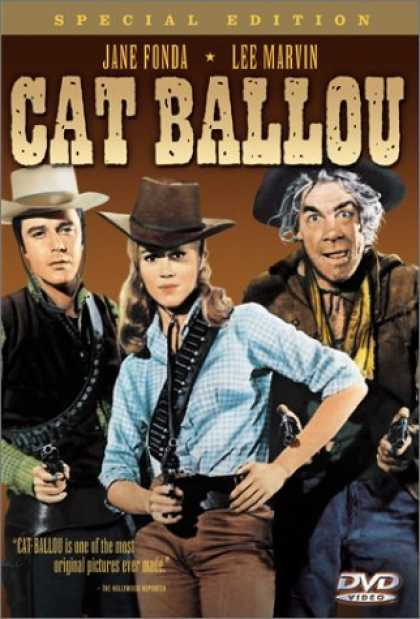 Bestselling Movies (2006) - Cat Ballou by Elliot Silverstein