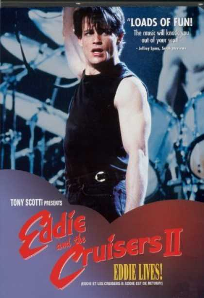 Bestselling Movies (2006) - Eddie and the Cruisers II: Eddie Lives! by Jean-Claude Lord