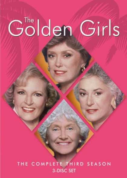 Bestselling Movies (2006) - The Golden Girls - The Complete Third Season