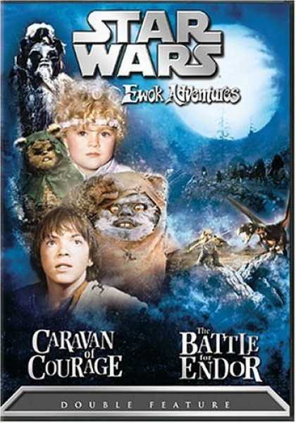 Bestselling Movies (2006) - Star Wars Ewok Adventures - Caravan of Courage (aka The Ewok Adventure) / The Ba