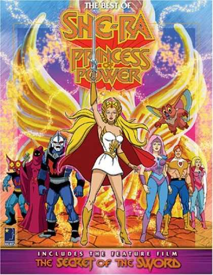 Bestselling Movies (2006) - The Best of She-Ra - Princess of Power by Bill Reed