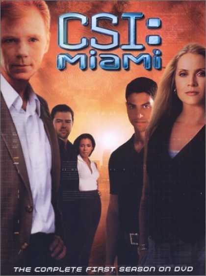 Bestselling Movies (2006) - C.S.I. Miami - The Complete First Season by Mihai Mihalache
