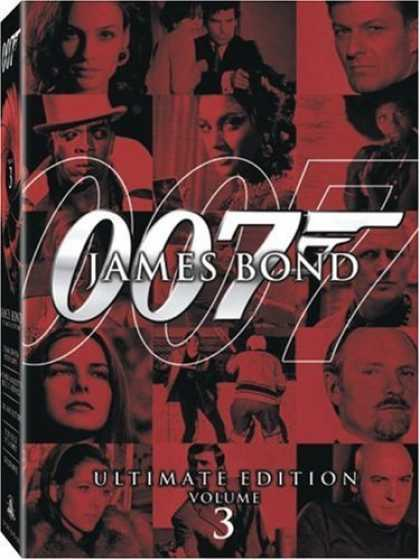 Bestselling Movies (2006) - James Bond Ultimate Edition Vol. 3 (Goldeneye / Live and Let Die / For Your Eyes