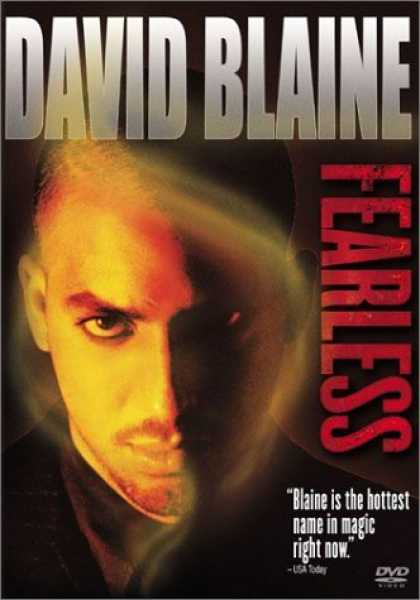 Bestselling Movies (2006) - David Blaine - Fearless