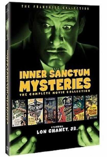 Bestselling Movies (2006) - Inner Sanctum Mysteries: The Complete Movie Collection by John Hoffman (II)