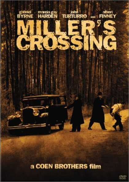 Bestselling Movies (2006) - Miller's Crossing by Joel Coen