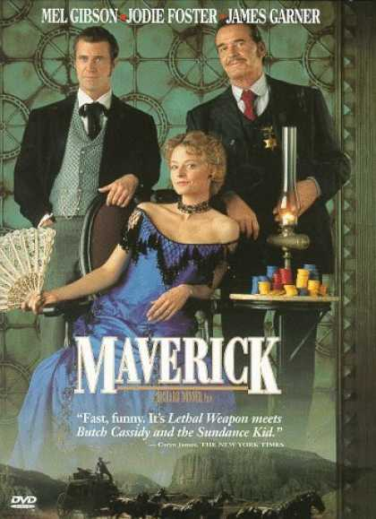 Bestselling Movies (2006) - Maverick by Richard Donner
