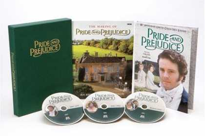 Bestselling Movies (2006) - Pride and Prejudice (10th Anniversary Limited Edition Collector's Set) by Simon
