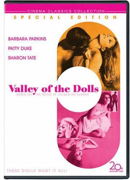 Bestselling Movies (2006) - Valley of the Dolls (Special Edition) by Mark Robson