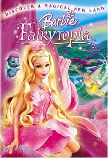 Bestselling Movies (2006) - Barbie: Fairytopia by Will Lau