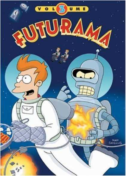Bestselling Movies (2006) - Futurama, Vol. 3