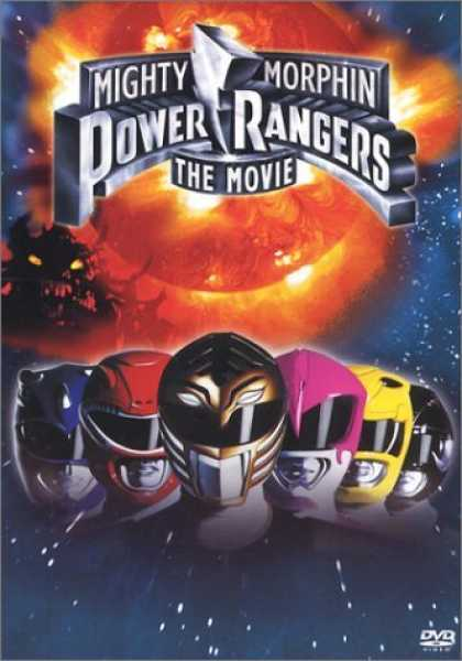 Bestselling Movies (2006) - Mighty Morphin Power Rangers - The Movie by Bryan Spicer