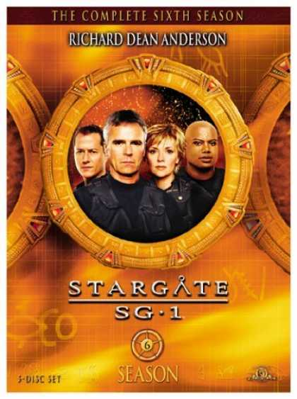 Bestselling Movies (2006) - Stargate SG-1 Season 6 (Thinpak) by Martin Wood