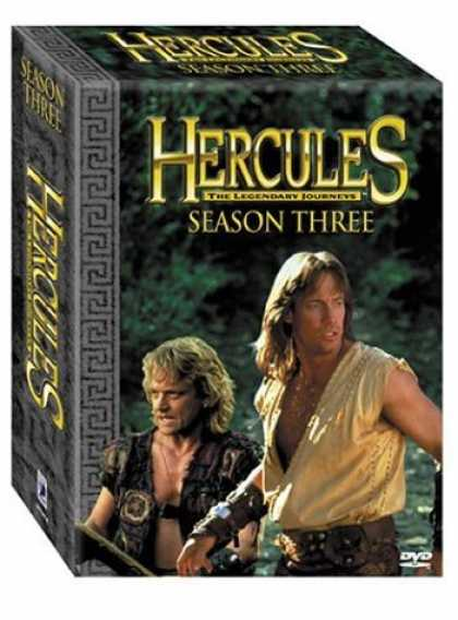 Bestselling Movies (2006) - Hercules The Legendary Journeys - Season 3 by Robert Radler