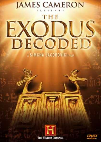 Bestselling Movies (2006) - The Exodus Decoded (History Channel) by Simcha Jacobovici