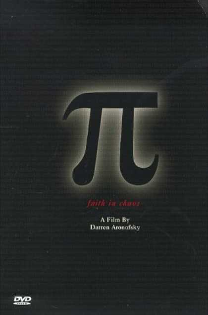 Bestselling Movies (2006) - Pi by Darren Aronofsky