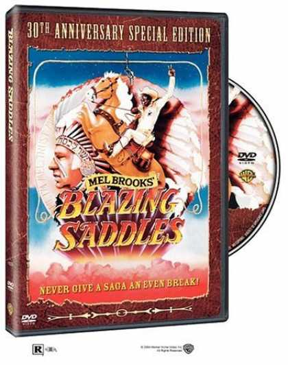 Bestselling Movies (2006) - Blazing Saddles (30th Anniversary Special Edition)