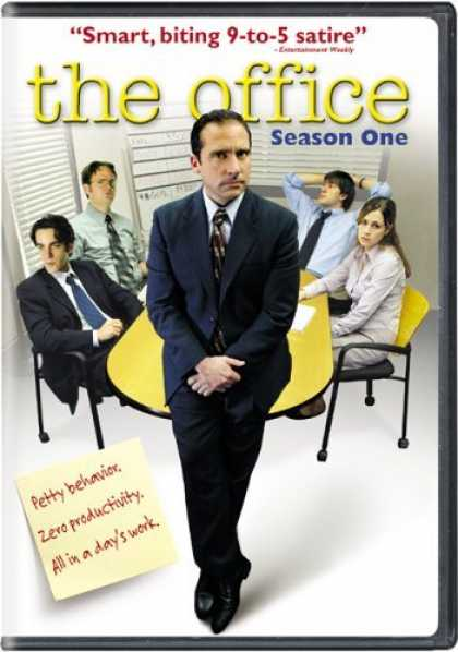 Bestselling Movies (2006) - The Office - Season One by Roger Nygard