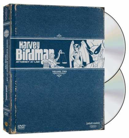 Bestselling Movies (2006) - Harvey Birdman, Attorney at Law, Vol. 2 by Robert Renzetti