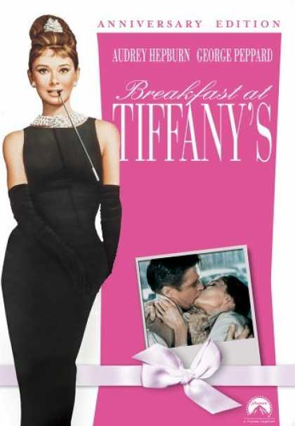 Bestselling Movies (2006) - Breakfast at Tiffany's (Anniversary Edition)