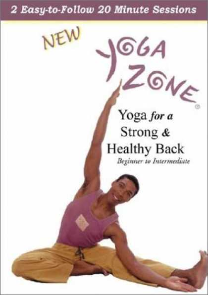 Bestselling Movies (2006) - Yoga Zone - Yoga for a Strong and Healthy Back