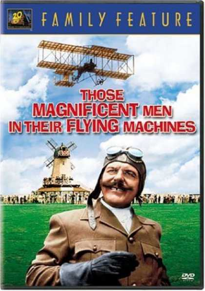 Bestselling Movies (2006) - Those Magnificent Men in Their Flying Machines by Ken Annakin