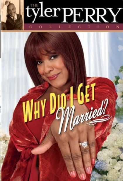 Bestselling Movies (2006) - Why Did I Get Married? (The Tyler Perry Collection)