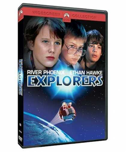 Bestselling Movies (2006) - Explorers by Joe Dante