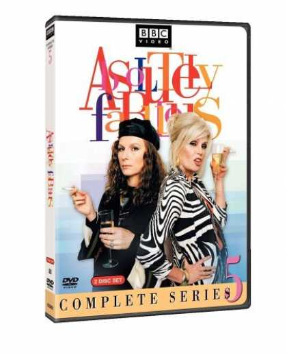 Bestselling Movies (2006) - Absolutely Fabulous: Complete Series 5 by Tristram Shapeero
