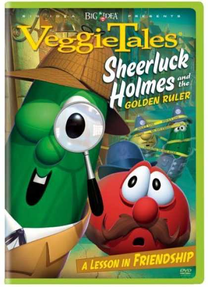 Bestselling Movies (2006) - Veggie Tales: Sheerluck Holmes and the Golden Ruler