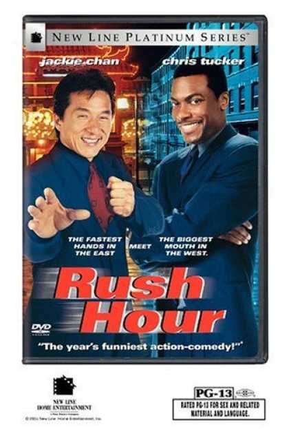 Bestselling Movies (2006) - Rush Hour (New Line Platinum Series) by Brett Ratner