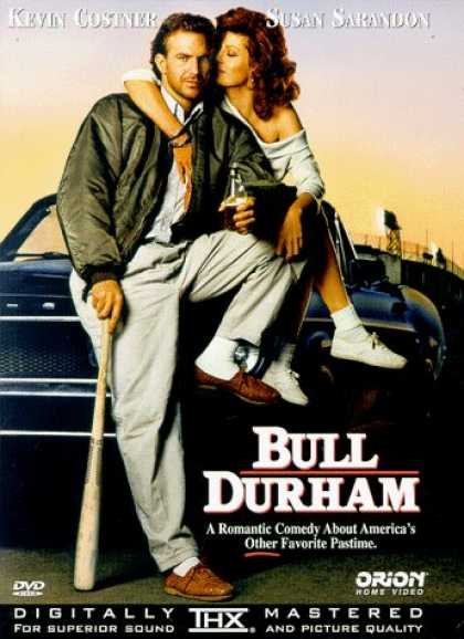 Bestselling Movies (2006) - Bull Durham by Ron Shelton