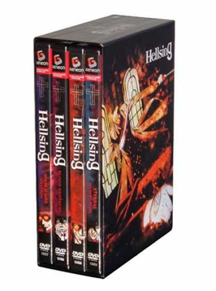 Bestselling Movies (2006) - Hellsing (Complete Boxed Set) by Yasunori Urata
