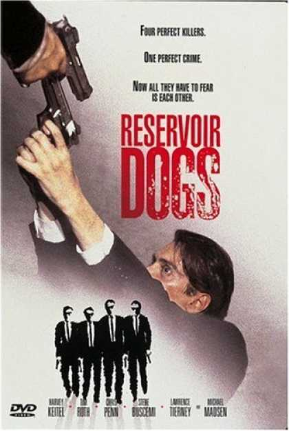 Bestselling Movies (2006) - Reservoir Dogs