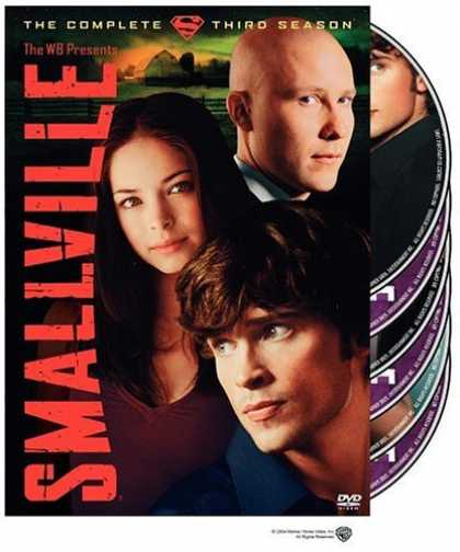 Bestselling Movies (2006) - Smallville - The Complete Third Season