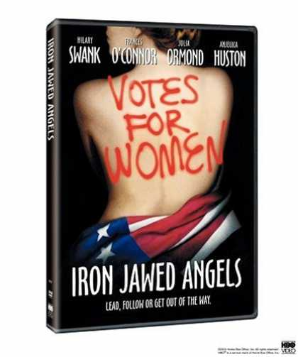 Bestselling Movies (2006) - Iron Jawed Angels by Katja von Garnier